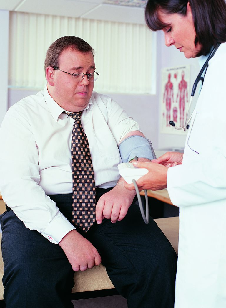 People with High Blood Pressure Should Be Screened for Diabetes