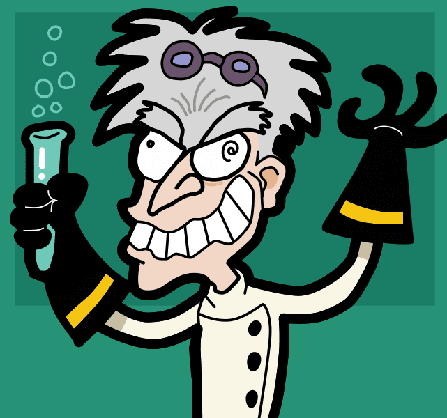 A mad scientist party can be educational as well as great fun.
