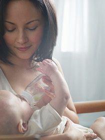 Cómo almacenar y conservar la leche materna