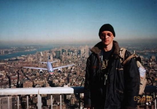 The Tourist Guy of 9/11