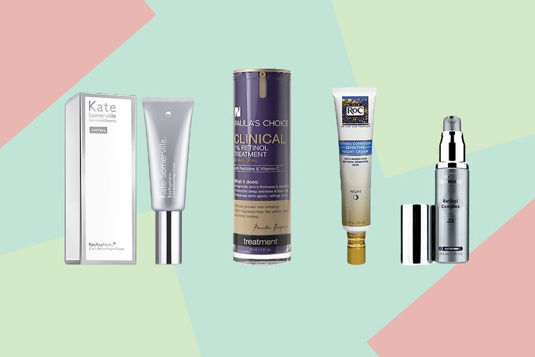 Do Over-the-Counter Retinol Products Work