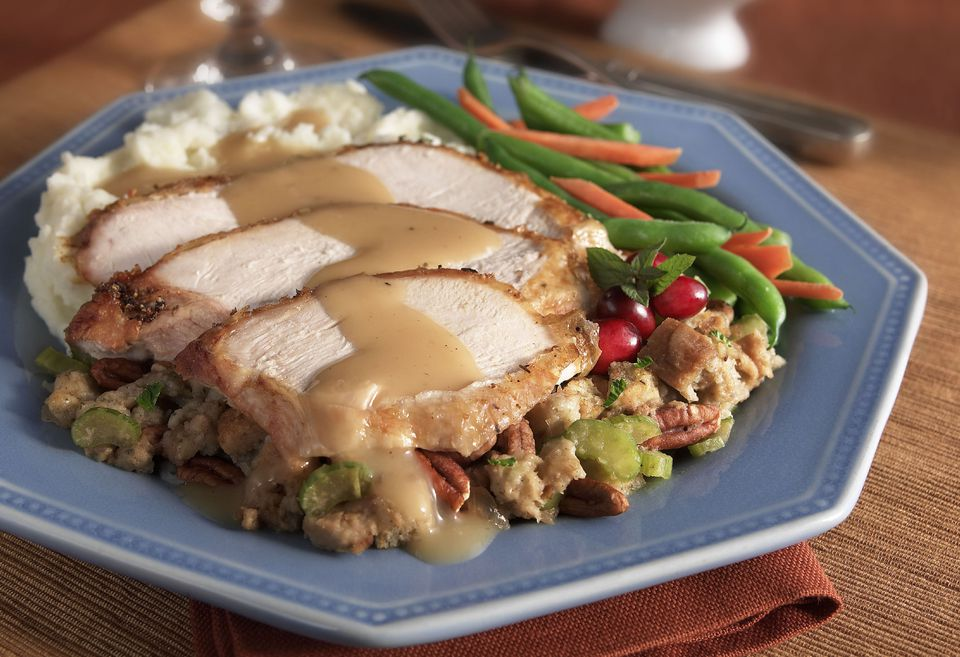 Old-Fashioned Southern Giblet Dressing