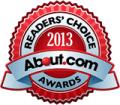 Readers Choice Awards 2013