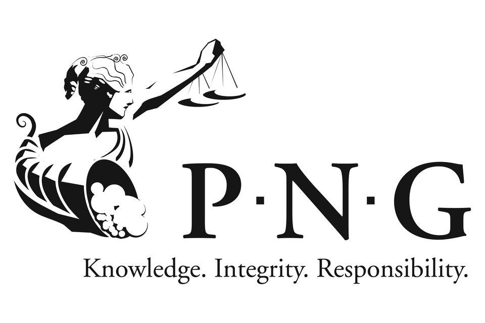 Professional Numismatists Guild Logo