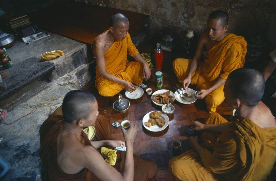 Thailand Table Manners