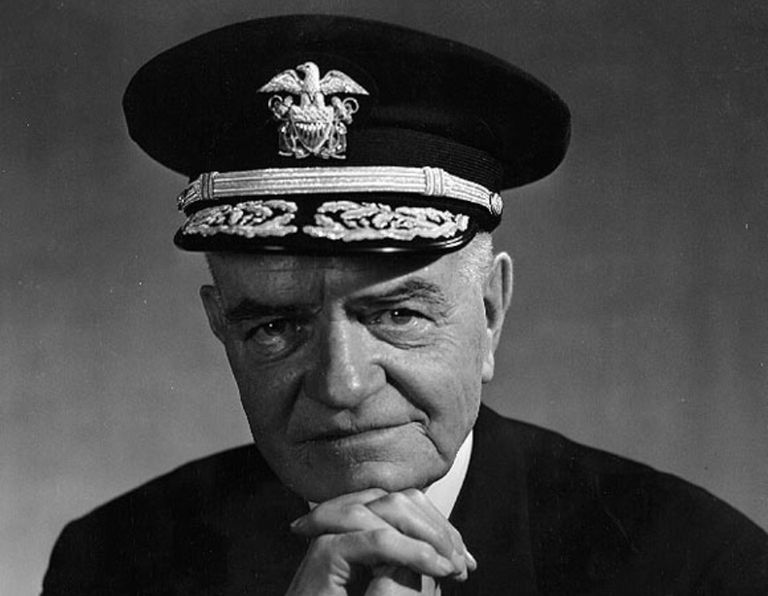 Adm. William Halsey