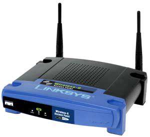 Linksys WAP54G Wireless Access Point
