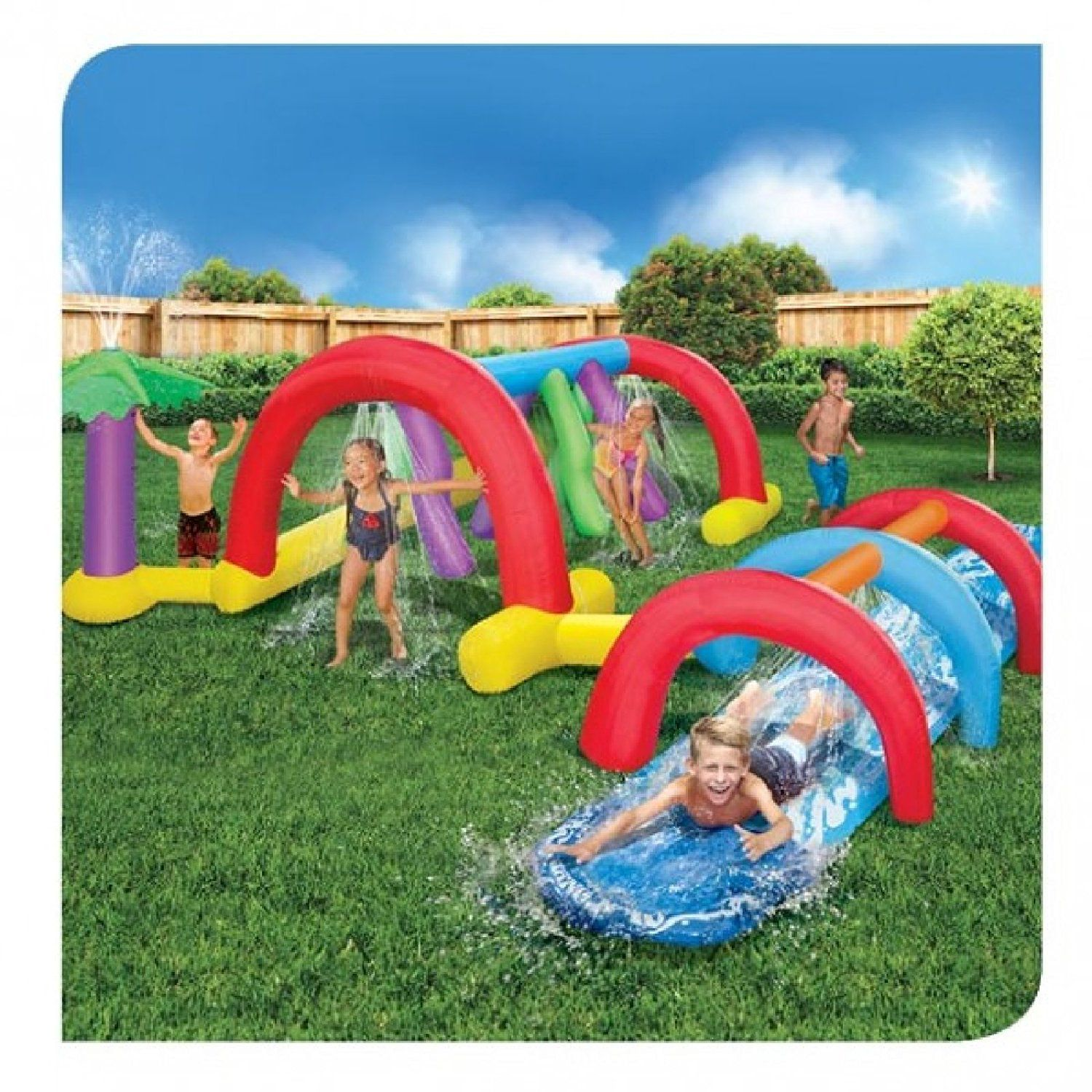 top 8 backyard swimming pools and play areas
