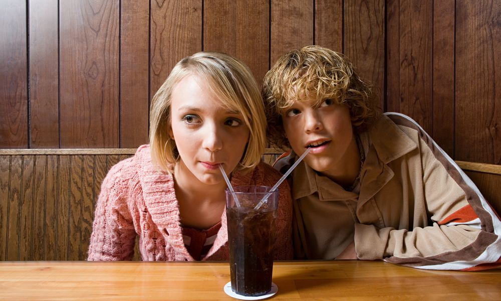 Establish rules for dating before you let your teen go on a date.