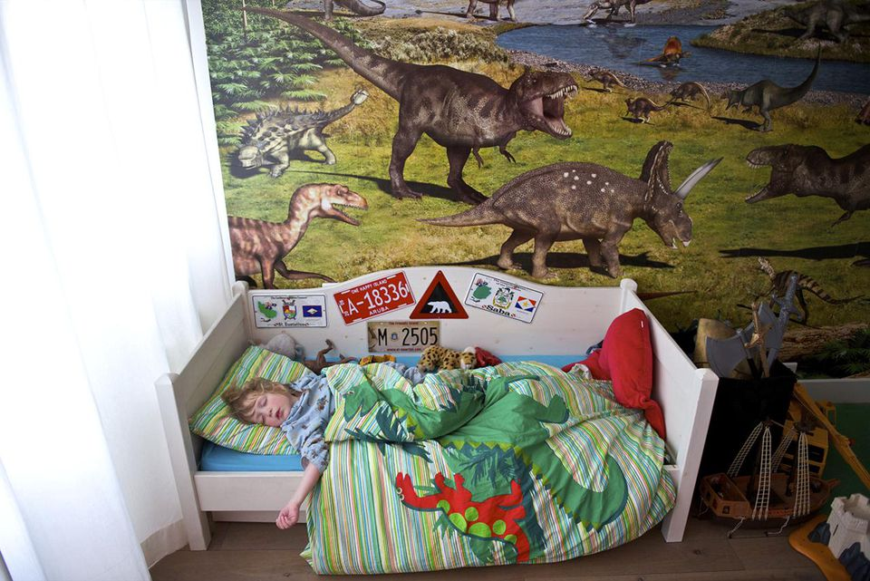 Themed decorating ideas for boys rooms for 4 year old bedroom ideas