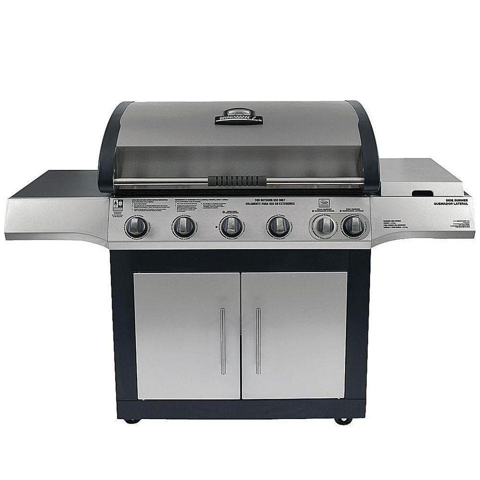 Brinkmann Select Dual Sear 5-Burner Model# 810-6630-S