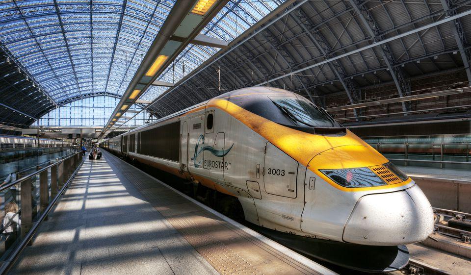 Eurostar em Lille