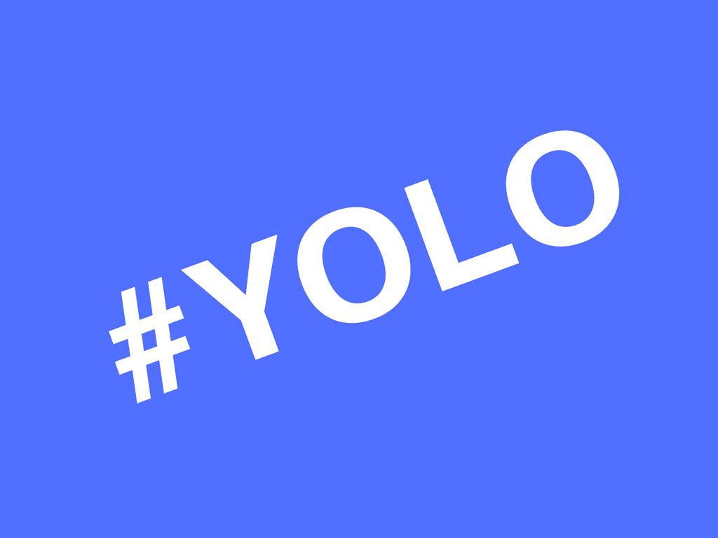 Yolo Definition