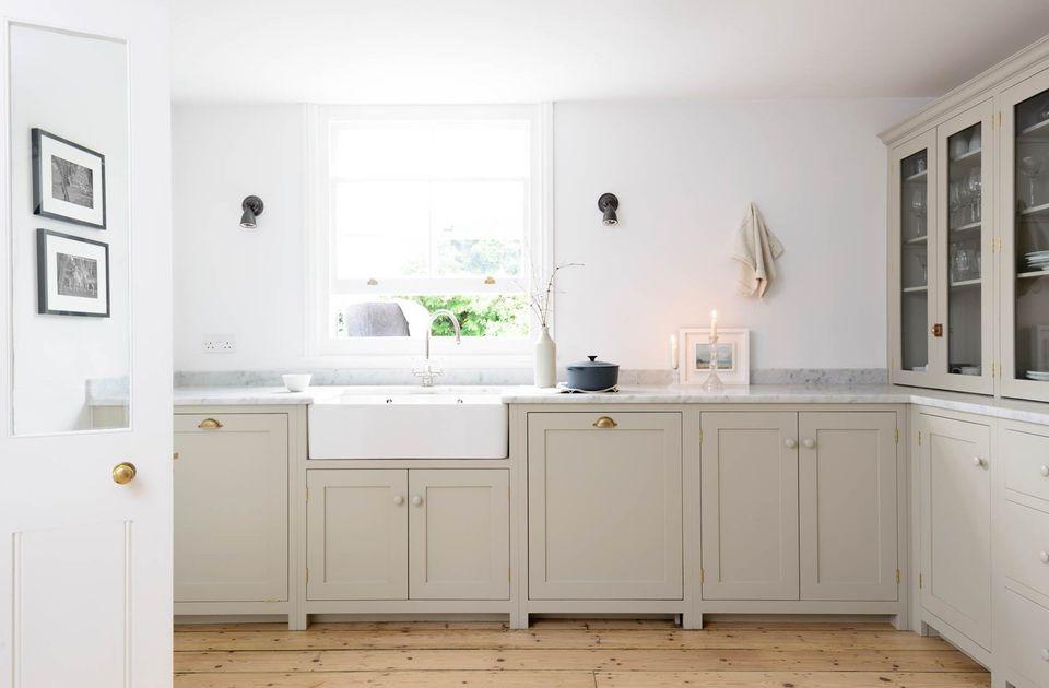 Rose Gold Kitchen Appliances Cabinet Colors