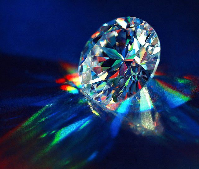 Most diamonds are thermal conductors, but electrical insulators.