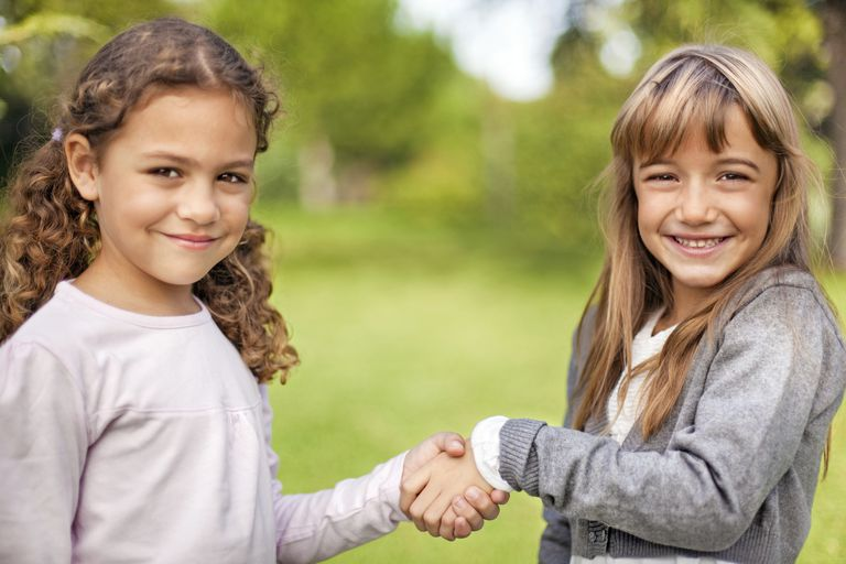 How to teach a child to greet people properly m4hsunfo