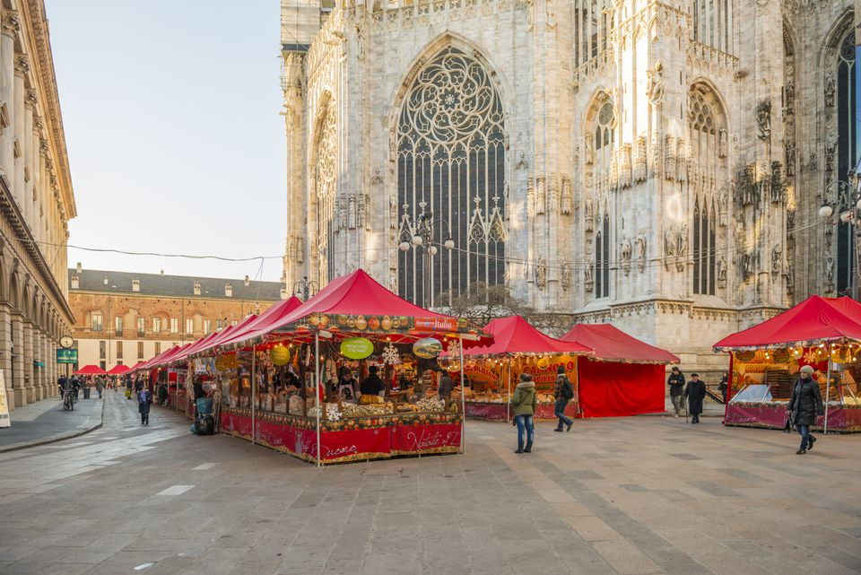 December Events And Festivals In Milan Italy