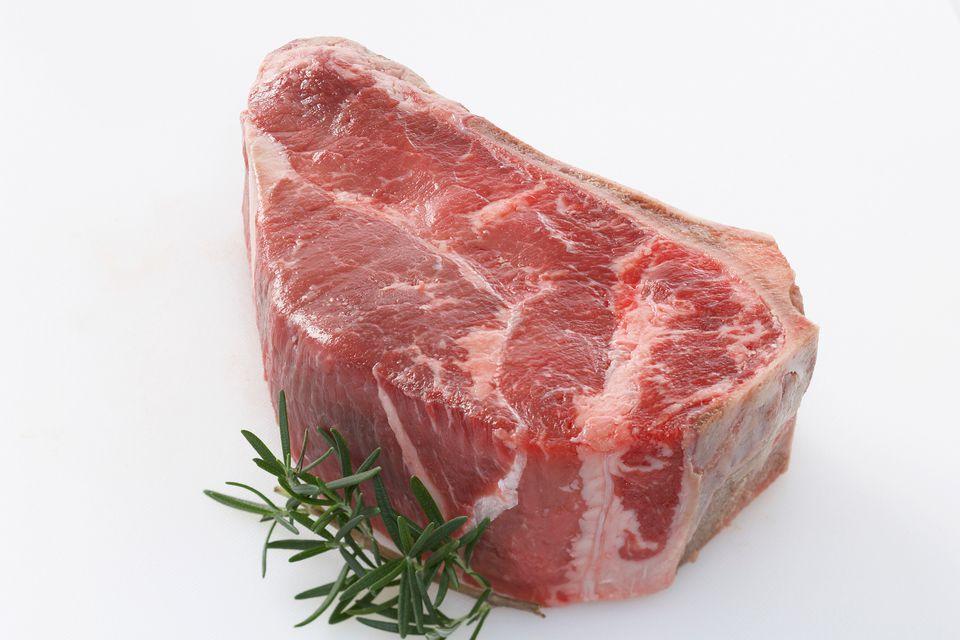 Bone-in club steak