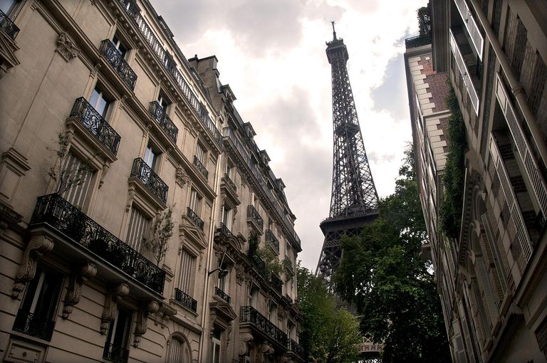 Eiffel Tower - France