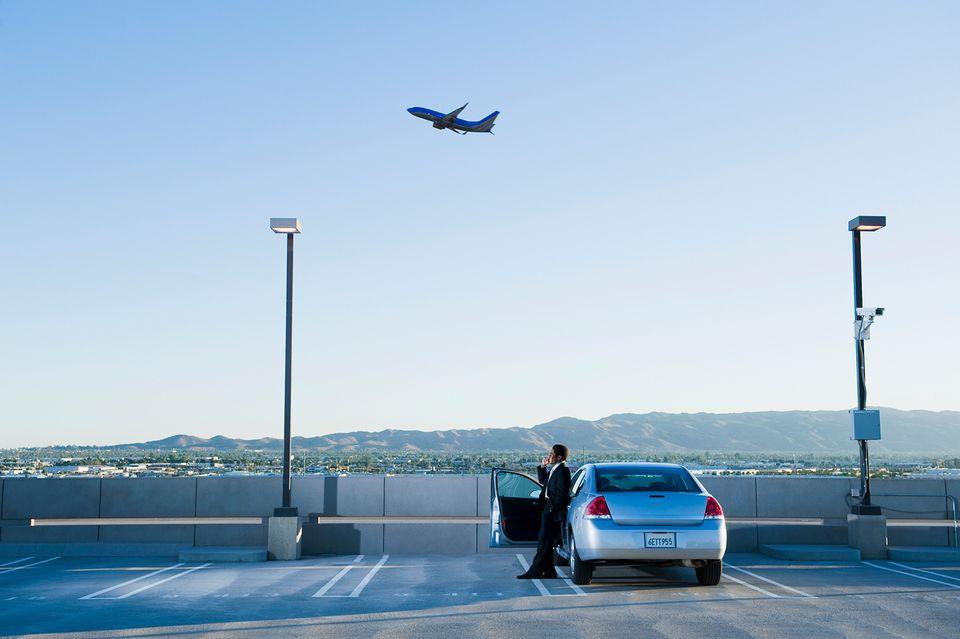 No Credit Check Car Lots >> Airport Parking at Minneapolis-St. Paul Airport