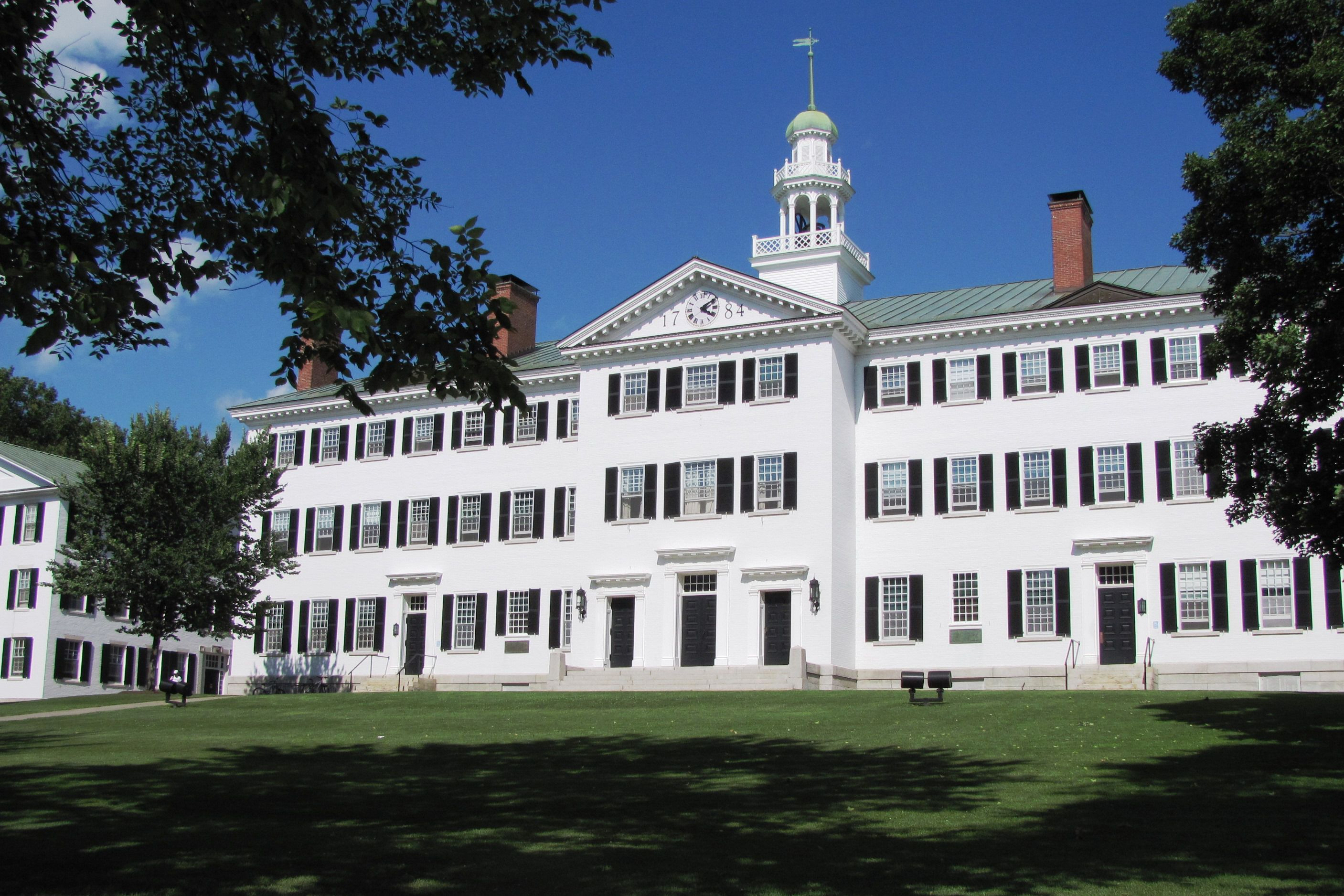 dartmouth college admissions  gpa  sat and act scores