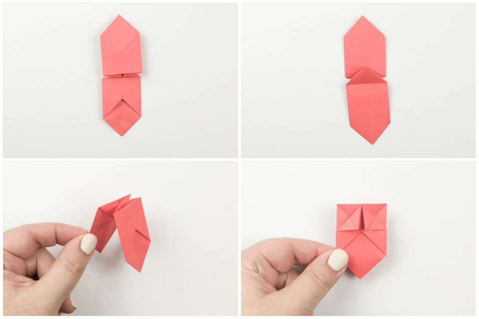 Easy origami bow tie tutorial easy origami bow tie tutorial 4 pronofoot35fo Choice Image