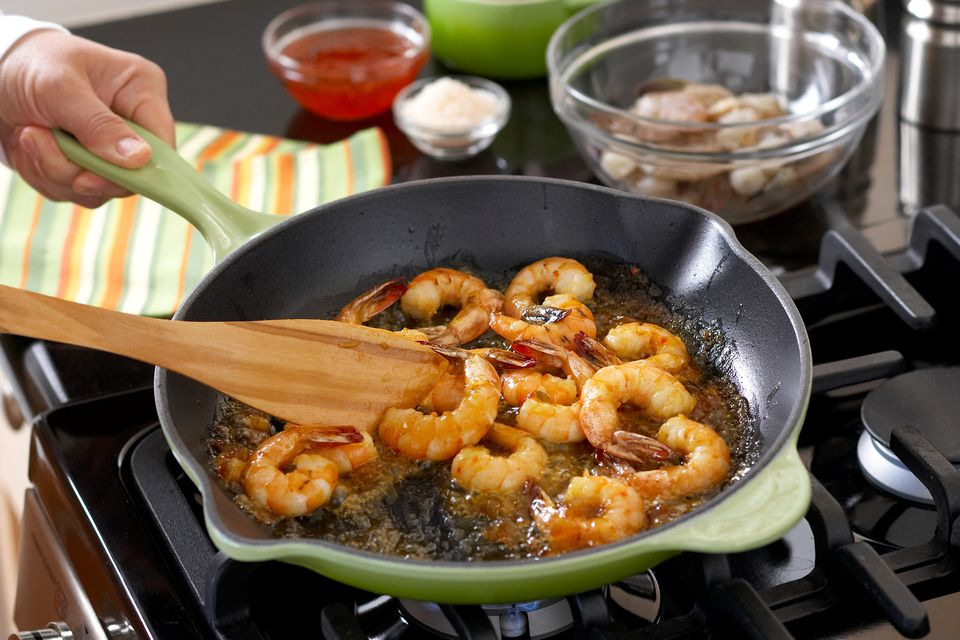 Common shrimp cooking mistakes