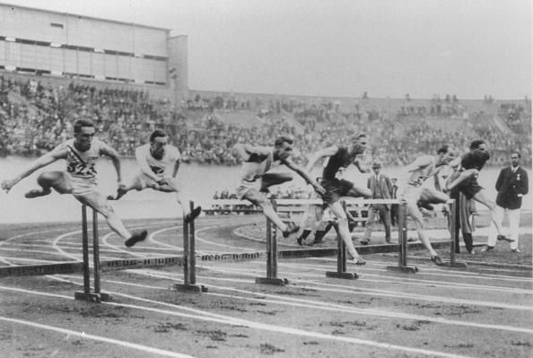 An Illustrated History of Hurdles