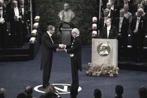 Nobel Prize Awards Ceremony 2014, Stockholm