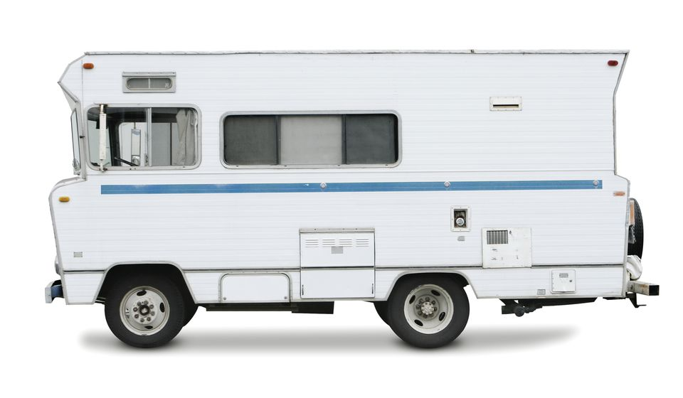 Rv small living space and budget tips for Small motor homes for rent