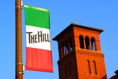 The Hill Neighborhood St. Louis