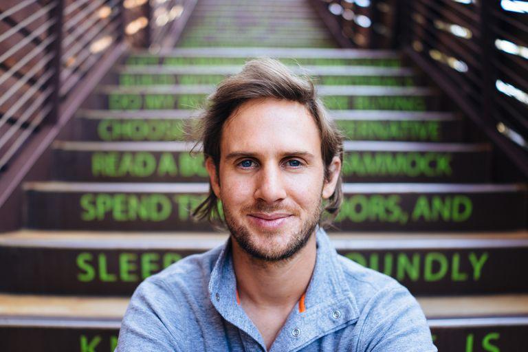 Acorns CEO - Jeff Cruttenden