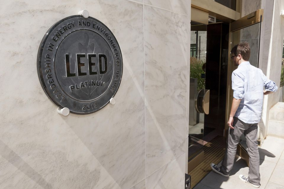 What is leed and green building certification for What is leed