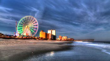 Myrtle Beach Resorts Near Strip