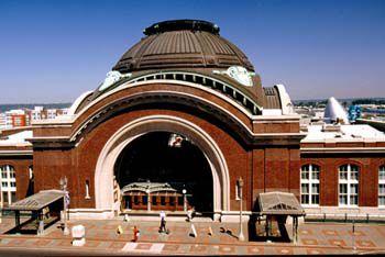 Union Station in Tacoma Washington
