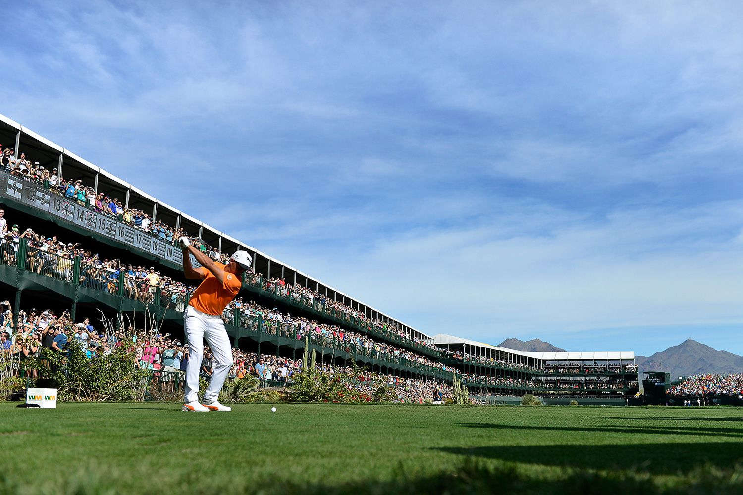 Tips For Attending The Waste Management Phoenix Open