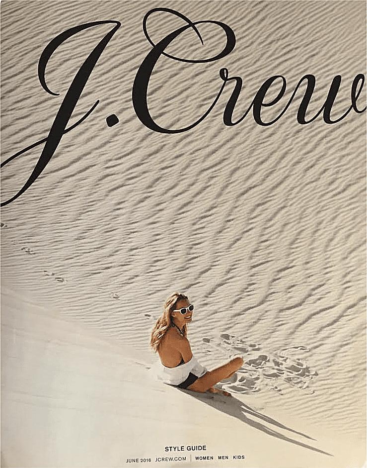j crew women s clothing catalog