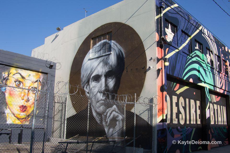 Downtown LA Arts District