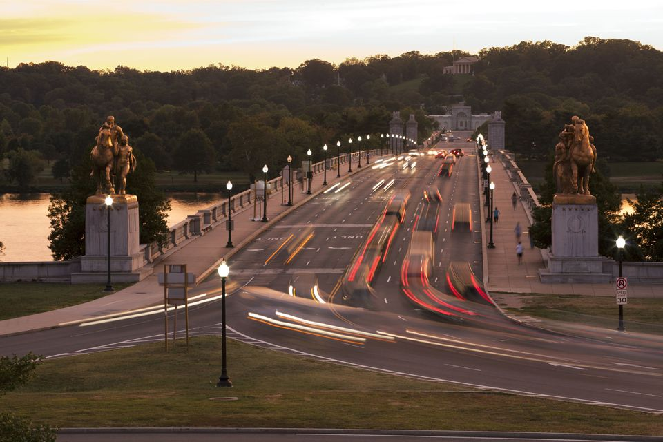 Washington Dc Bridges Guide
