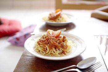 Slow Cooker Or Stovetop Creamy Spaghetti Sauce Recipe