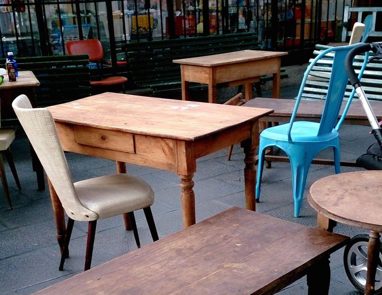D nde comprar muebles vintage lugares y precios for Muebles vintage