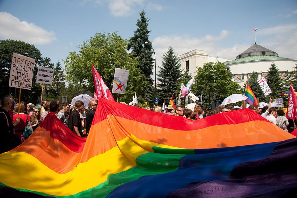 Equality Parade / Parada Równości