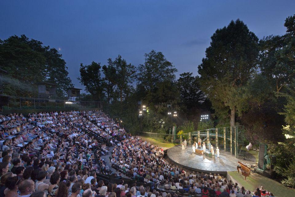 Regents Park Outdoor Theatre, London, England
