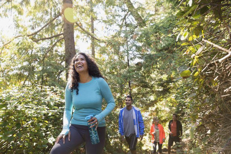 Trail Walking and Hiking