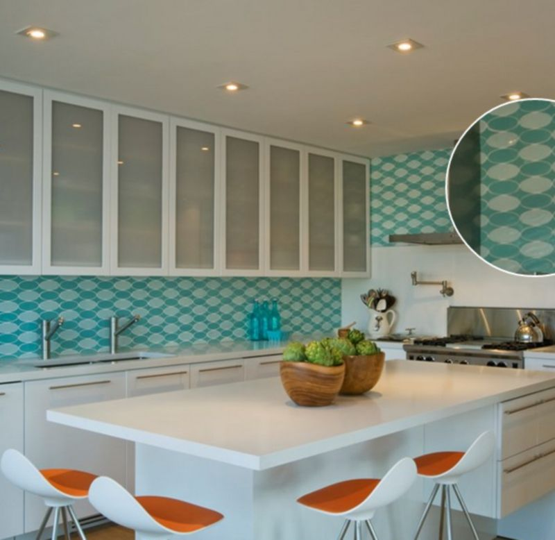 Kitchen Tile Design 30 amazing design ideas for a kitchen backsplash