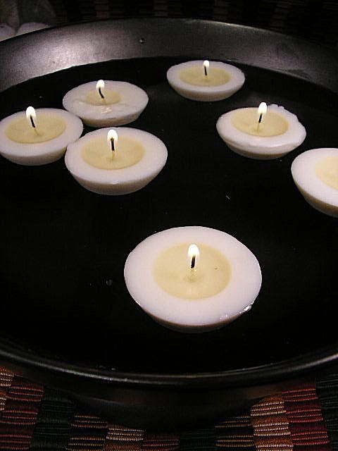 How To Make Simple Floating Candles