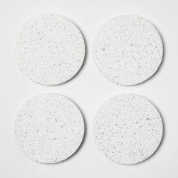 Terrazzo Coaster Off White Set of 4 - Project 62™