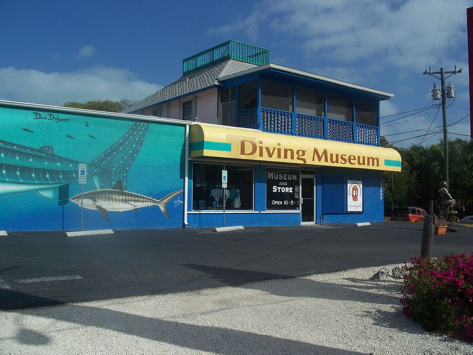 Islamorada, Florida: History of Diving Museum