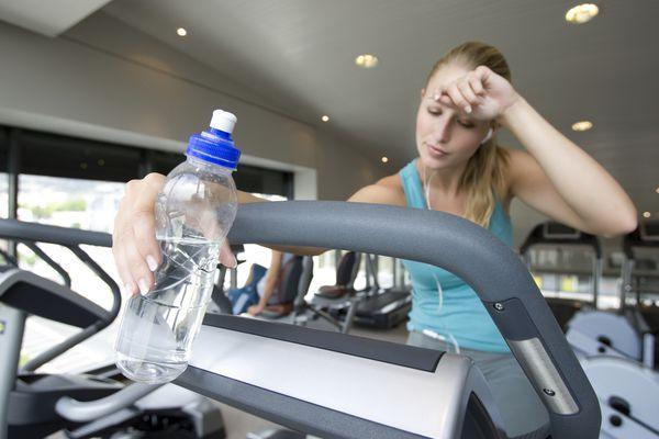 Treadamill Workout