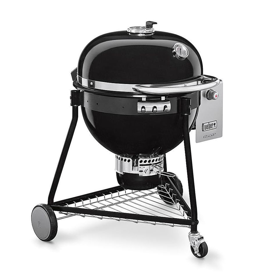weber summit charcoal grill review. Black Bedroom Furniture Sets. Home Design Ideas